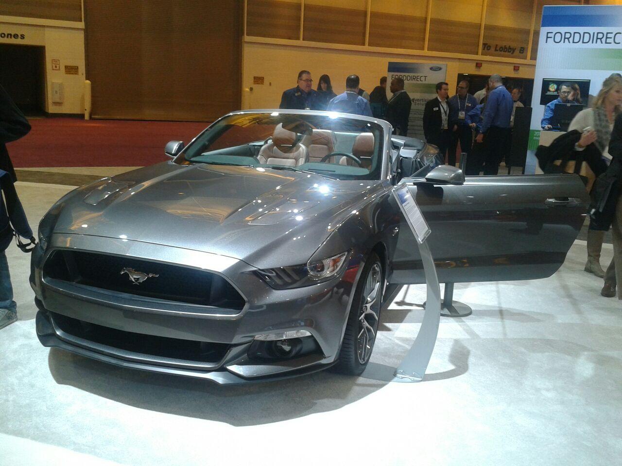 2015 Ford Mustang at Lakeland Automall