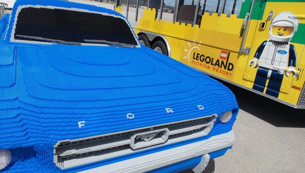 1964 Lego Mustang