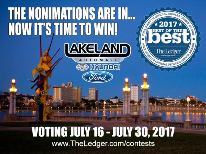 2017 Lakeland Best of the Best