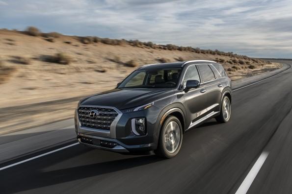 All-New 2020 Hyundai Palisade Mid-size SUV