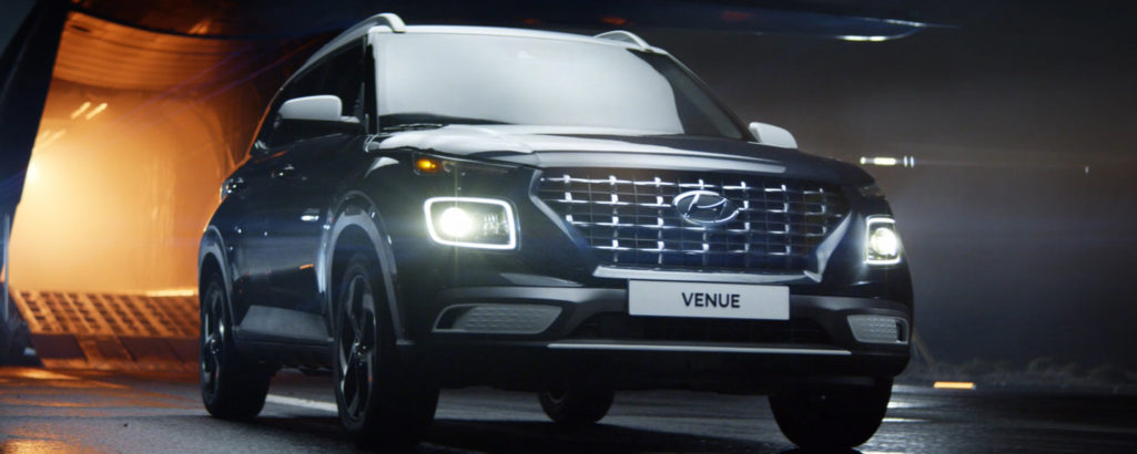 HYUNDAI MOTOR HERALDS GLOBAL LAUNCH OF 'VENUE' SUV IN VIRAL VIDEO ADVERT