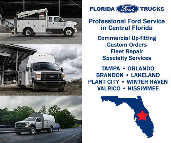New Florida Ford Trucks Website