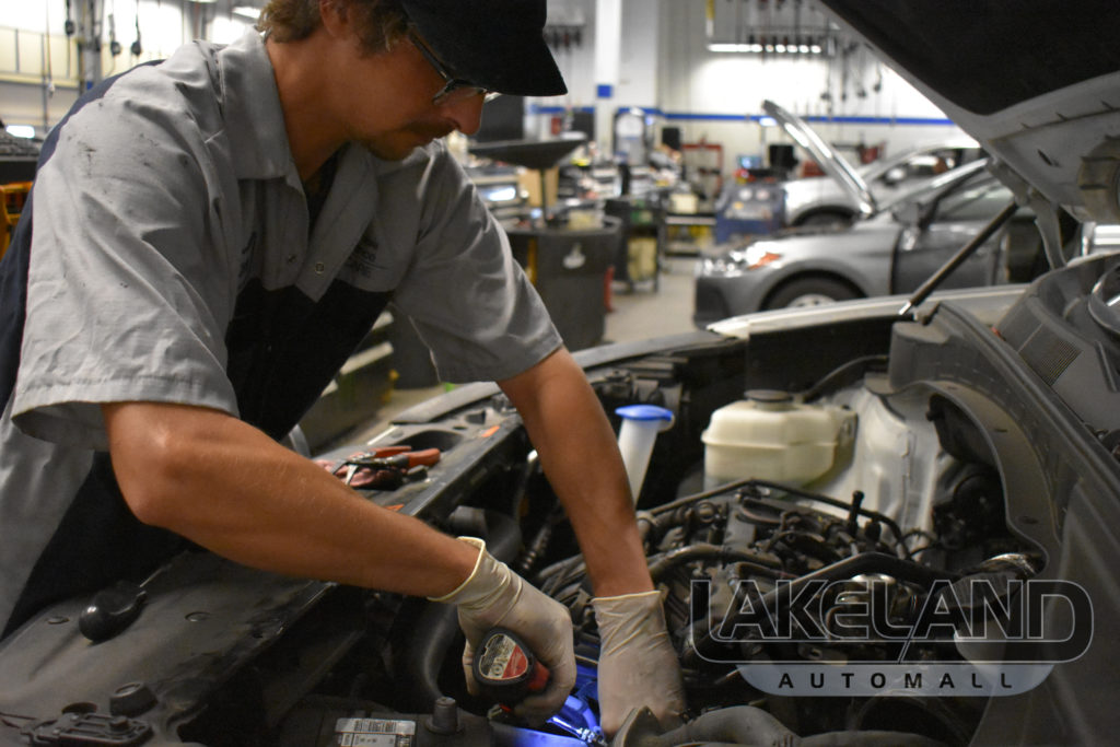 Certified Technicians can ensure that your vehicle is repaired with manufacturer recommended parts for peak performance.