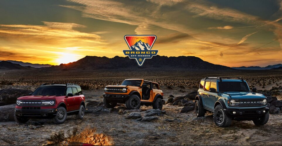 """Bronco """"Off-Roadeo"""" is the new Ford Adventure for Enthusiasts and Amateurs Alike"""